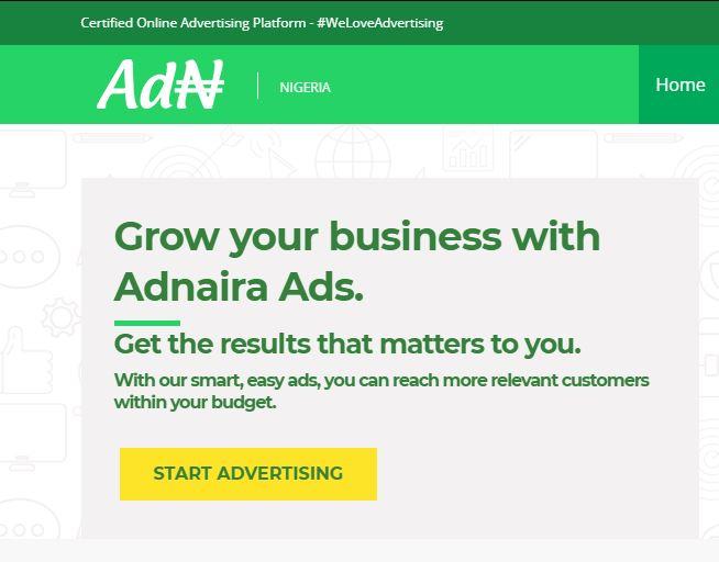 Adnaira login