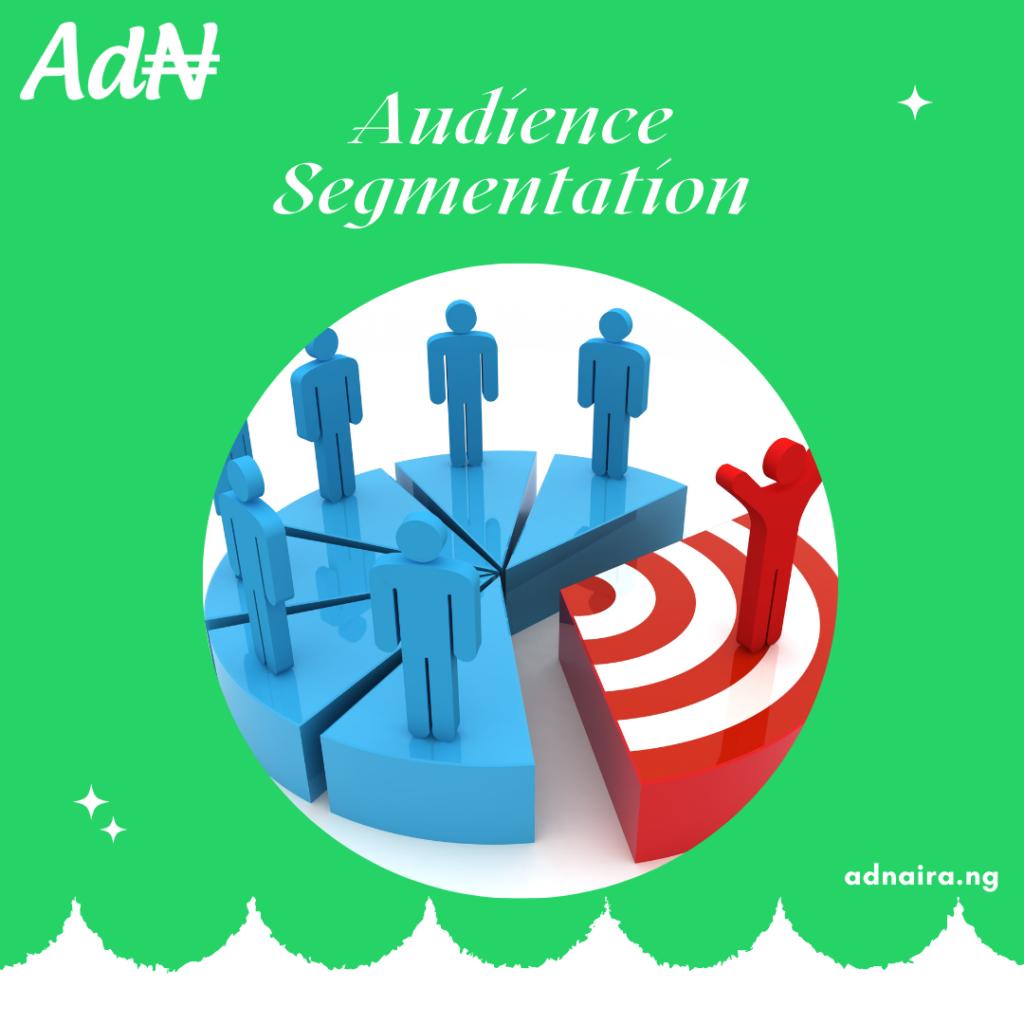 Audience Segmentation in Digital Marketing